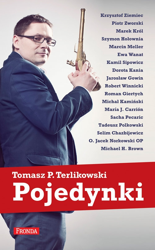 Pojedynki Terlikowski Tomasz P.