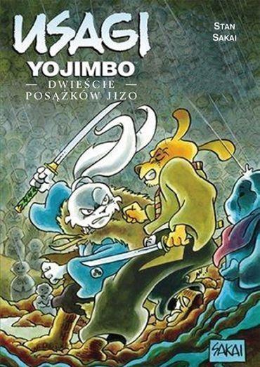 Usagi Yojimbo Dwieście posążków Jizo Sakai Stan