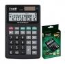 Kalkulator biurowy TOOR TR-2296T 12-pozycyjny - wodoodporny (120-1425)