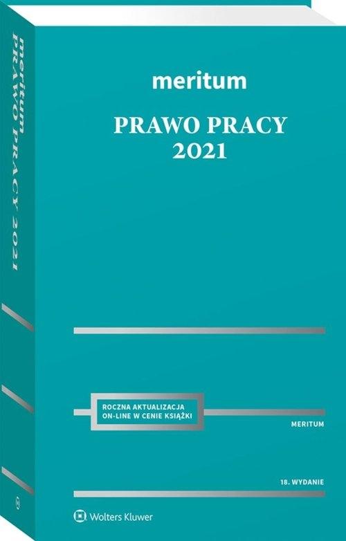 Meritum. Prawo pracy 2021 Jaśkowski Kazimierz