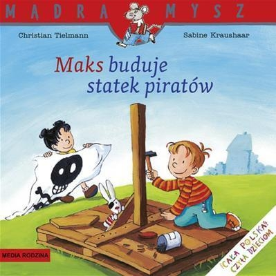 Maks buduje statek piratów Tielmann Christian