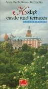 Książ castle and terraces