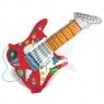 Kolorowanka 3D Gitara