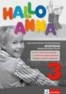 Hallo Anna 3 Język niemiecki Smartbuch Książka ćwiczeń + dostęp online