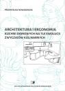 Architektura i ergonomia kuchni domowych na tle ewolucji zwyczajów kulinarnych Nowakowski Przemysław