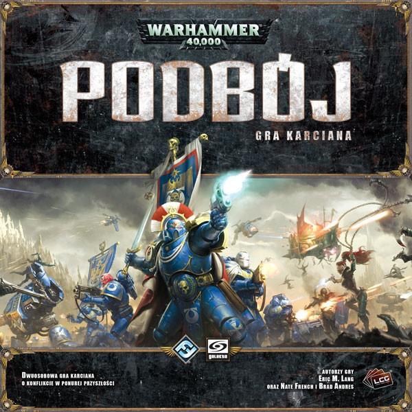 GALAKTA Warhammer 40 000, Podbój (0185)