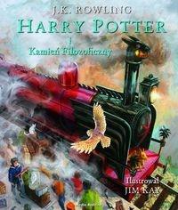 Harry Potter i kamień filozoficzny - wydanie ilustrowane Rowling Joanne K.