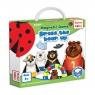 Dress the bear up - gra magnetyczna (RK3203-01) Wiek: 3+