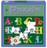 Puzzle edukacyjne Od litery do słowa