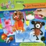 Craft with Fun Zestaw kreatywny Zwierzątka