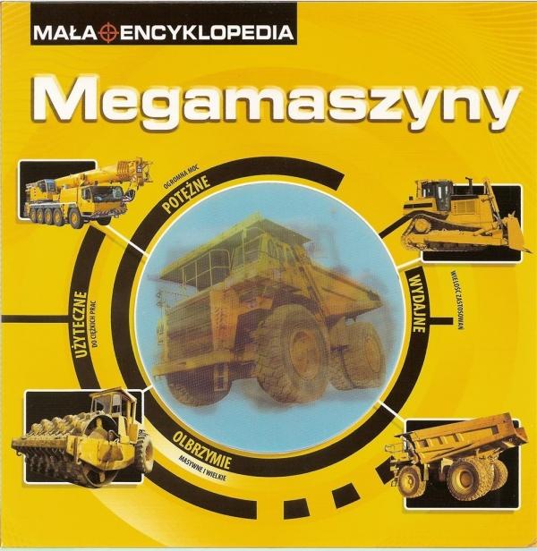 Mała Encyklopedia z trójwymiarowym okienkiem Megamaszyny