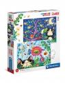 Puzzle SuperColor 2x60: Bugs (21618)