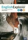 English Explorer New 3 Zeszyt ćwiczeń Gimnazjum Bailey Jane, Stephenson Helen