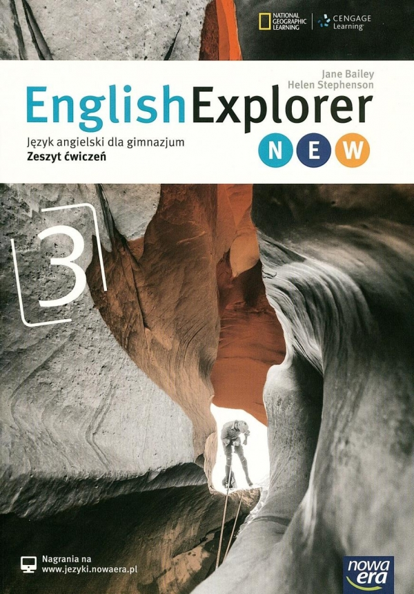 English Explorer New 3 Zeszyt ćwiczeń Bailey Jane, Stephenson Helen