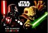 Blok techniczny A4/10 kolorowy Star Wars