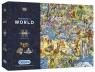 Puzzle 2000 Cudowny świat G3