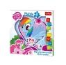 Puzzle My Little Pony Rainbow Dash - Baby Fun 8 (36118)