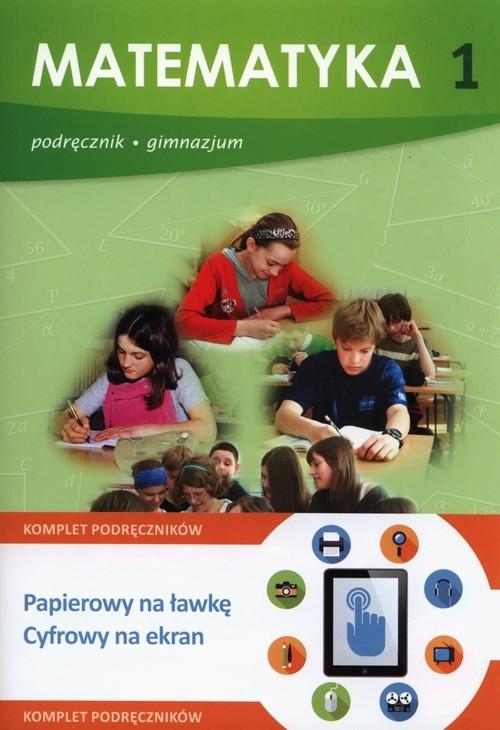 Matematyka z plusem 1 Podręcznik + multipodręcznik