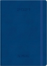 Kalendarz 2021 A5 Flex - niebieski