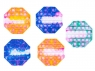 Norimpex, Pop It, zabawka sensoryczna, antystresowa, gniotek, Bubble Oktagon (NO-1005218)