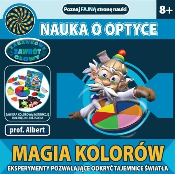 DRAMADER Prof. Albert Magia Kolorów