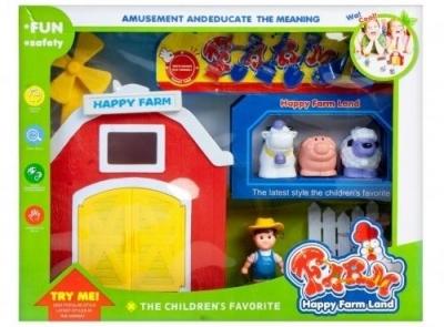 Farma z figurkami