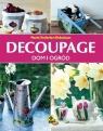 Decoupage Dom i ogród