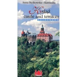 Książ. Zamek i tarasy NW (wersja angielska) BĘDKOWSKA-KARMELITA ANNA