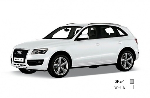 WELLY Audi Q5 (WE22518)