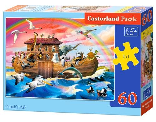 Puzzle 60: Noas'h Ark