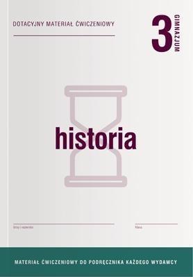 Historia GIM 3 Dotacyjne materiały ćw. OPERON praca zbiorowa