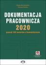 Dokumentacja pracownicza 2020 ponad 330 wzorów Mroczkowska Renata, Potocka Patrycja