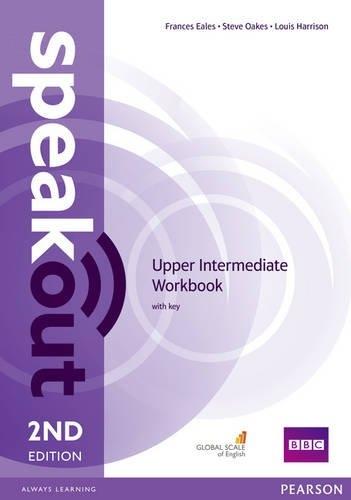 Speakout 2ed Upper-Intermediate. Workbook with Key Louis Harrison, Frances Eales, Steve Oakes
