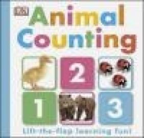 Animal Counting Dorling Kindersley