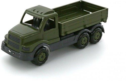 Stalker samochód z burtami wojskowy