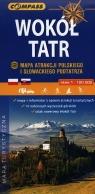 Wokół Tatr Mapa Atrakcji Polskiego i Słowackiego Podtatrza mapa turystyczna 1:20 000