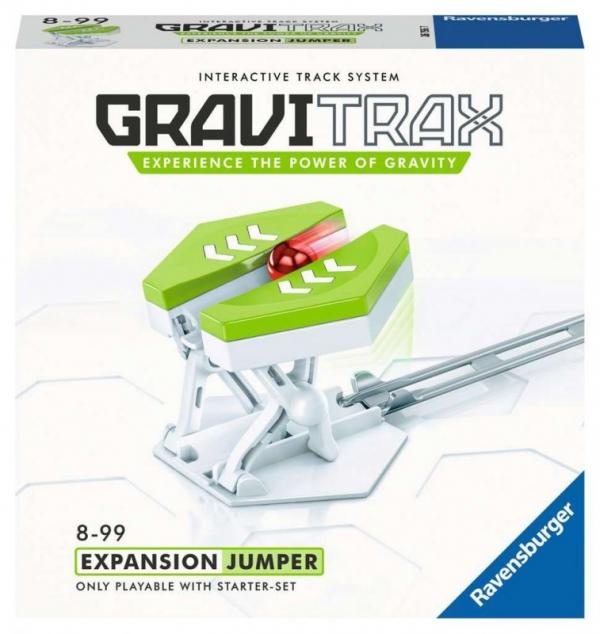 Zestaw konstrukcyjny Gravitrax Zestaw uzupełniajacy Skoczek (RAT268481)