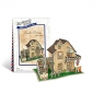 Puzzle 3D Domki świata Francja Cottage (W3118h)