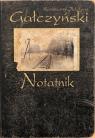 Notatnik Gałczyński Konstanty Ildefons