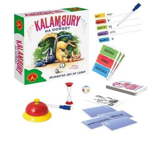Kalambury na odwrót Familijna