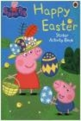 Peppa Pig: Happy Easter (Uszkodzona okładka)
