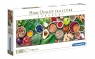 Puzzle HQC 1000: Panorama - Healthy Veggie (39518)Wiek: 10+