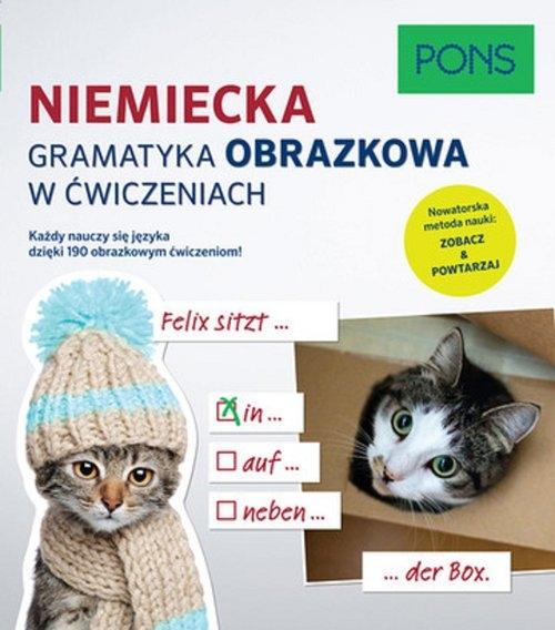 Niemiecka gramatyka obrazkowa w ćwiczeniach praca zbiorowa