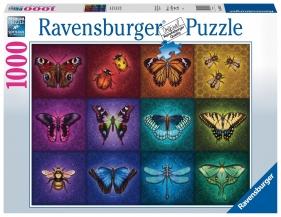Puzzle 1000: Piękne skrzydlate rzeczy (16818)