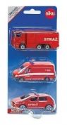 Zestaw pojazdów Straży Pożarnej (S1818)
