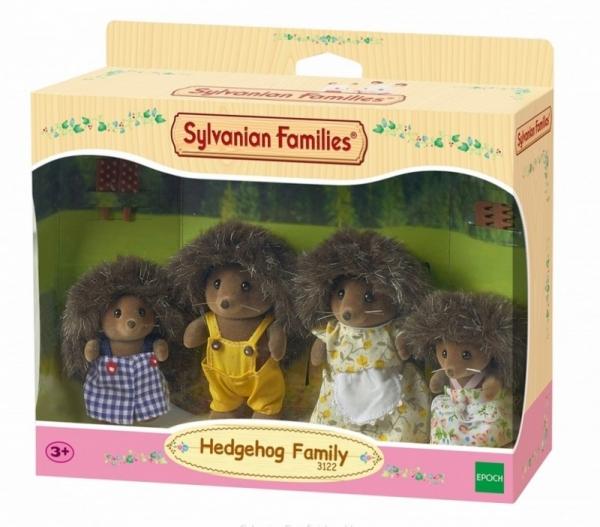 Rodzina jeżyków (4018)