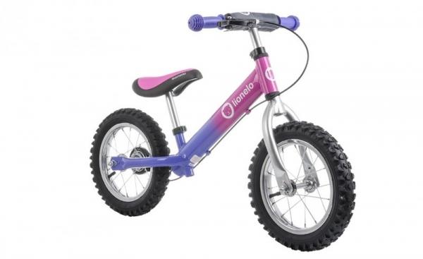 Rowerek biegowy Dex Plus pink cameleon (52188)