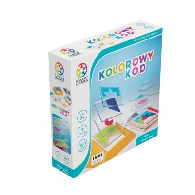 Smart Games Kolorowy Kod (SG090 PL)