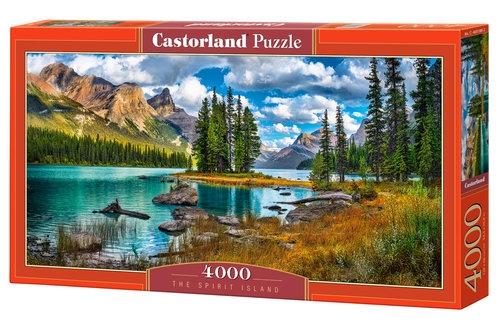 Puzzle The Spirit Island  4000 (C-400188)