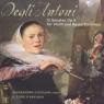12 Sonatas For Violin And Basso Continuo